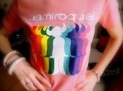 t-shirt della band cuore!!