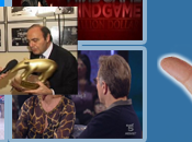 Brevemente settimana: Silvio Berlusconi telefona Biscardi, Vespa becca tapiro d'oro, Mammuccari lavora l'estate, Ventura firma liberatoria diritti Internet Anna Longhi gravi condizioni
