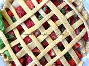 Crostata Pie? Fragole Basilico.