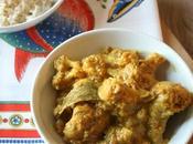 Curry Cavolfiore Cauliflower