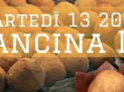 """Palermo, ristorante universitario """"Santi Romano"""" Santa Lucia """"Arancina Day"""""""