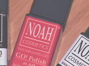 REVIEW: Smalto Semipermanente Polish Noah Cosmetics