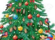 Biscotti Natale all'Arancia Vaniglia senza glutine C'Era Volta albero