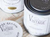 Nuovi prodotti firmati Vintage Paint.