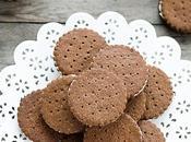 Biscotti semplici cacao cocco