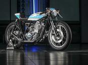 Yamaha Krugger Motorcycle