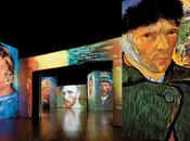 Gogh Alive Experience. Mostra