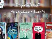 Bookish Charts cinque libri mettere sotto l'albero Natale regalino voi!