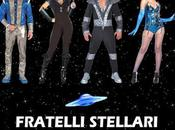"""Advent Space Gods"", music Fratelli Stellari"