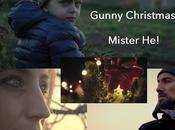 "questo Natale ""GUNNY CHRISTMAS, MISTER HE!"" voci Carlo Putelli Daphne Nisi"