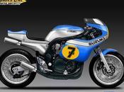 Cafè Racer Concepts Suzuki 1200 Bandit Oberdan Bezzi
