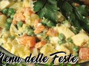 MENU DELLE FESTE: Maionese batata (Insalata russa)