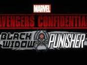 AVENGERS CONFIDENTIAL: Vedova Nera Punisher