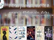 Bookish Charts libri belli 2016 secondo Atelier Libri!