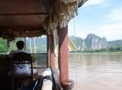 DELLE INDIE/ Laos- battello Luang Prabang Huay Xai,
