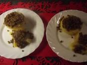 Lenticchie letto polenta
