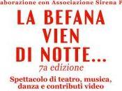 Befana vien notte… Apriamo l'anno bella esibizione Bologna!
