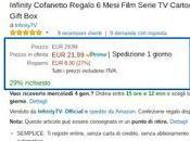 Promozione Infinity Cofanetto Regalo Mesi Amazon Italia