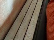 costruito ripiano dietro divano costo zero.