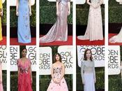 Outfits golden globe 2017