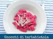 Gnocchi barbabietola