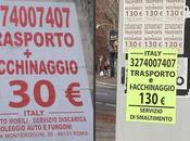 3274007407. dietro numero coperto Roma affissioni abusive?