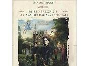casa bambini speciali Miss Peregrine Ransom Riggs