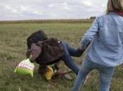 Condannata Petra Lazlo, reporter scalciava migranti Ungheria