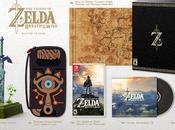 Master Edition Legend Zelda: Breath Wild verrà distribuita quantità molto limitate Notizia