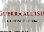 MENAGGIO (CO) GUERRA ALL'ISIS Incontro Gastone Breccia