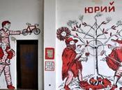 Street art: Hopnn mostra Firenze
