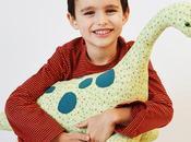Peluche dinosauro gigante Pintastic!