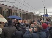 """partito """"Reggia Express"""", treno anni collega Napoli Caserta"""