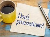 Procrastinare: comoda trappola rimandare
