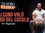 Qualcuno volò nido cuculo /regia Alessandro Gassman. Teatro Eliseo, gennaio 2017