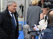 Tajani nuovo presidente dell'Europarlamento