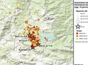 Eventi sismici gennaio 2017