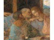 novita' sull'Ultima Cena Leonardo netto delle ipotesi ScetticheFocus Nuovo