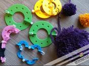 Pompon maker plastica