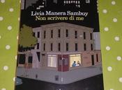 SCRIVERE Livia Manera Sambuy