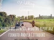 Wedding Reportage firmato fotografo Andrea Cittadini scontato