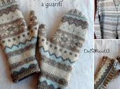 Refashion: golfino guanti lana