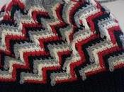 punto apache crochet...spazio alle illusioni ottiche