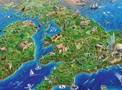 giro delle Isole Britanniche pub: libro itinerario speciali