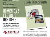 CENTRIFUGO SENZA RISPETTO Presentazione Roma Artemia Domenica Febbraio