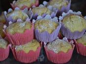Muffin dolci pastinaca profumo limone (glutenfree)