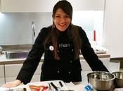 Colazione Gourmet Scavolini Salerno: Show cooking Muffins cacao, pere nocciole irpine