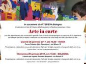 Agenda: Arte carte (Roma Bologna 29.01.2017)