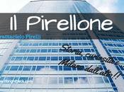 Grattacielo Pirelli Milano dall'alto