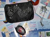 Silwax primo antifurto borsetta